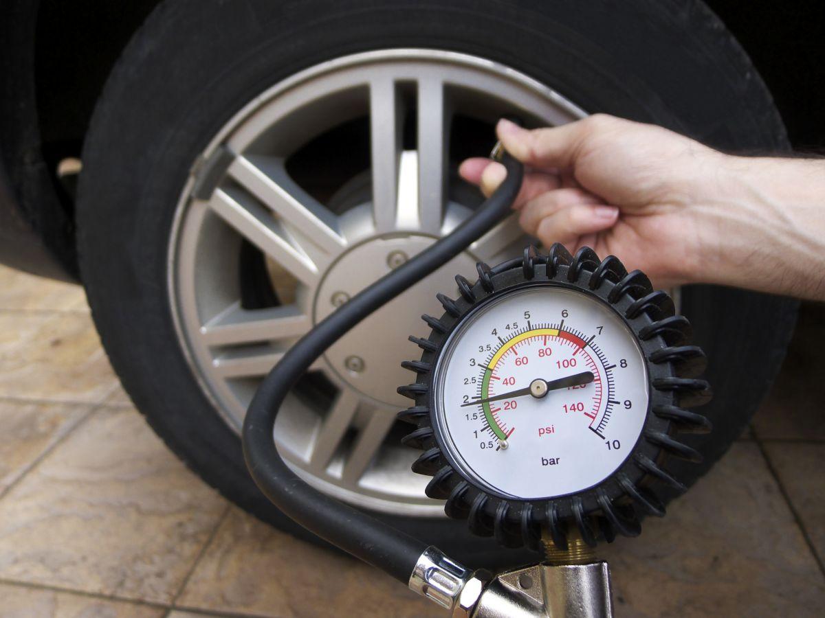 checking_tire_pressure